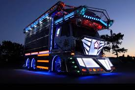 Dekotora Trucks: Japan's Insane Decoration Trucks | Stuff.co.nz