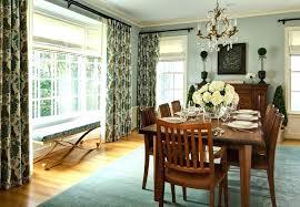 Casual Dining Room Curtain Ideas Modern Curtains Terrific