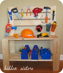 DIY Inspiration A Childrens Tool Bench
