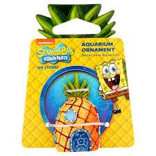 Spongebob Fish Tank Ornaments by Penn Plax Spongebob Mini Figures Assorted Aquarium Decoration