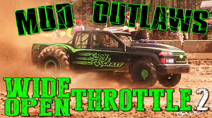 POWERFUL Mud Trucks Wreak Havoc At Wide Open Throttle 2