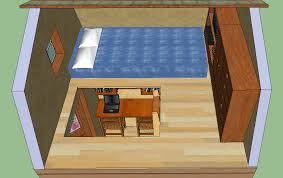 Undefined 8x8 Loft Bedroom