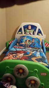 Buzz Lightyear Toddler Bed by Cars Toddler Bed Set Walmart For Sale
