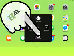 How to Use AssistiveTouch on an iPhone iPod Touch or iPad
