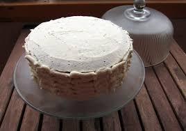 happy birthday cake to me black magic cake with vanilla bean