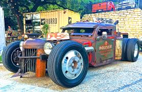 100 Rat Rod Tow Truck The Undertaker 1948 Diamond T Truck Austin TX ATX