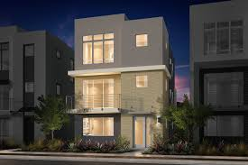 100 California Contemporary Homes Promenade II At Communications Hill A New Home Community By KB Home