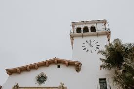 Santa Barbara County Courthouse Mural Room by Photojournalistic Wedding Photography Santa Barbara Courthouse