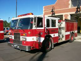100 Bangor Truck Equipment Fire Department Engine 6
