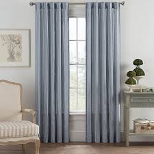Sound Deadening Curtains Bed Bath And Beyond by Bayport Fringe Rod Pocket Back Tab Window Curtain Panel Bed Bath