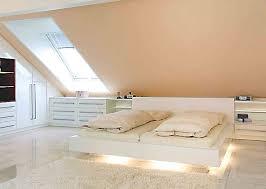 dachzimmer einrichten schlafzimmer dachschräge