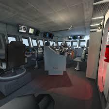 100 Aircraft Carrier Interior USS CVN Inside