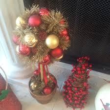 Cracker Barrel White Ceramic Christmas Tree by Bluebonnets U0026 Bacon December 2015