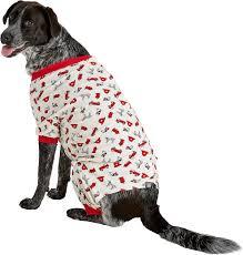 PetRageous Designs Firetruck Dog PJs, X-Large - Chewy.com