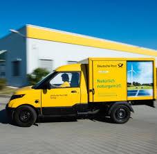 Deutsche Post Testet Mobile Postfiliale Mit NahversorgerSortiment