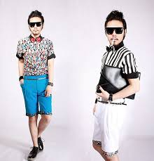 Retro Fashion Style For Men