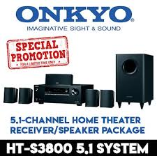 Qoo10  kyo HT S3800 5 1 Channel Home Theater Receiver Speaker