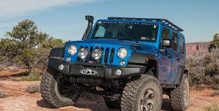 JK Tubeless Front Bumper - American Expedition Vehicles - AEV