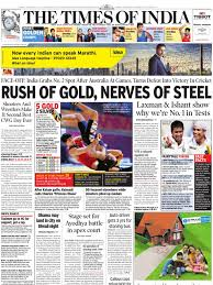 Dresser Rand Group Inc Ahmedabad by Times Of India Mumbai 6 Oct 2010 Sports Business