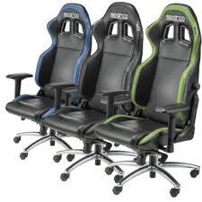 chaise baquet de bureau baquet de bureau sparco r100 s
