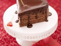 schokoladen herzkuchen