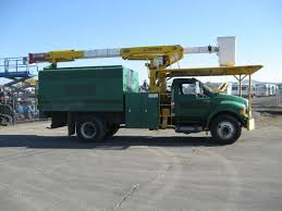 2008 Ford F750 Bucket Truck For Sale In Central Point, Oregon 97502 ...