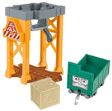 Trackmaster Tidmouth Sheds Playset by Dynamite Delivery Accessory Pack Thomas And Friends Trackmaster