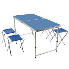 US $35.44 35% OFF|Outdoor Camping Table Chairs Set Aluminum Alloy Portable  Foldable Camping Picnic Fishing Dining Table Set With 4 Chairs On ... Alinum Alloy Outdoor Portable Camping Pnic Bbq Folding Table Chair Stool Set Cast Cats002 Rectangular Temper Glass Buy Tableoutdoor Tablealinum Product On Alibacom 235 Square Metal With 2 Black Slat Stack Chairs Table Set From Chairs Carousell Best Choice Products Patio Bistro W Attached Ice Bucket Copper Finish Chelsea Oval Ding Of 7 Details About Largo 5 Piece Us 3544 35 Offoutdoor Foldable Fishing 4 Glenn Teak Wood Extendable And Bk418 420 Cafe And Restaurant Chairrestaurant