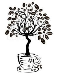 Tree Clipart Coffee Bean 8