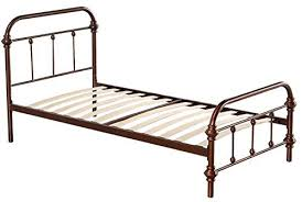 Value City Metal Headboards by Twin Xl Size Steel Folding Metal Platform Bed Frame Throughout