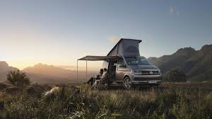 VW Rolls Out New California Camper Van