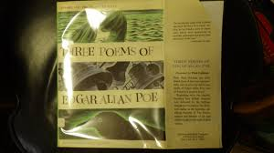 Three Poems Of Edgar Allen Poe Annabel Lee The Bells Raven 3