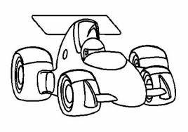 Race Car Coloring Pages 2