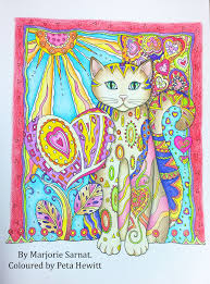 Creative Cats Coloured Pictures And A Video Review