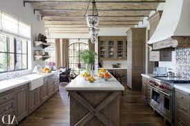 Rustic Contemporary Kitchen Rustic Glam Kitchen What Is