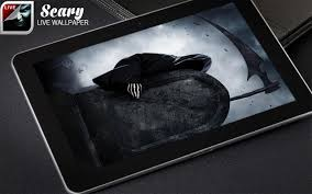 Live Halloween Wallpaper For Ipad by Scary Live Wallpaper Android Apps On Google Play