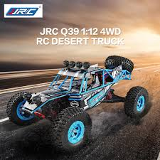 100 Rc Desert Truck 2018 New JJRC Q39 112 4WD RC RTR 35kmh Fast Speed