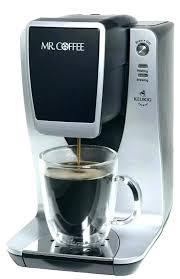 Various Mr Coffee Makers At Walmart Y0861475 Small Keurig Maker
