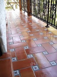 decorative outdoor floor