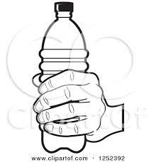 450x470 Bottle Clipart Colouring