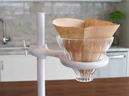 Top Pour Over Coffee Stand With