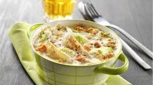 cuisiner sole recette gratin de sole et crevettes grises au cidre cuisiner la