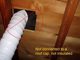 Install Bathroom Vent No Attic Access by Common Sources Of Ceiling Stains Startribune Com