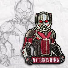Ant Man Embroidery Morale Patch