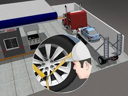 100 Tie Downs For Trucks How To Down A Car On A Trailer With Pictures WikiHow