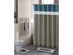 Gray Chevron Bathroom Set by Chevron Bathroom Sets With Shower Curtain And Rugs Home Decorations