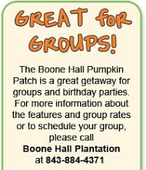 Free Pumpkin Patch Charleston Sc by Boone Hall Pumpkin Patch