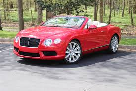 100 2015 Bentley Truck Continental GT V8 Convertible Stock 5NC047324 For