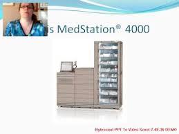 the pyxis medstation 4000 youtube