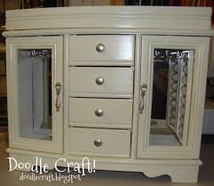 Doodlecraft: Tabletop Jewelry Armoire! Dressers Hives Honey Deacon Jewelry Armoire Tall Dresser With 20 Shaker Top Amish Traditions Wv 100 Best Organization Images On Pinterest 320 Oak Fniture Mattress Decor Pretty Design Of Walmart Perfect Ideas For Tory Glass Over The Door Four Flush Mission Chests Bedroom Bobs Discount Armoires On Sale Sears
